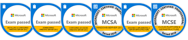 نقشه راه دریافت گواهینامههای مایکروسافت