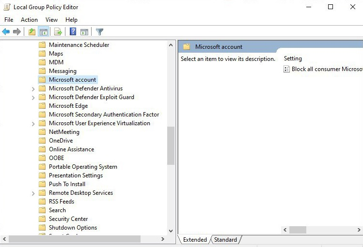 Microsoft-Defender-Group-Policy