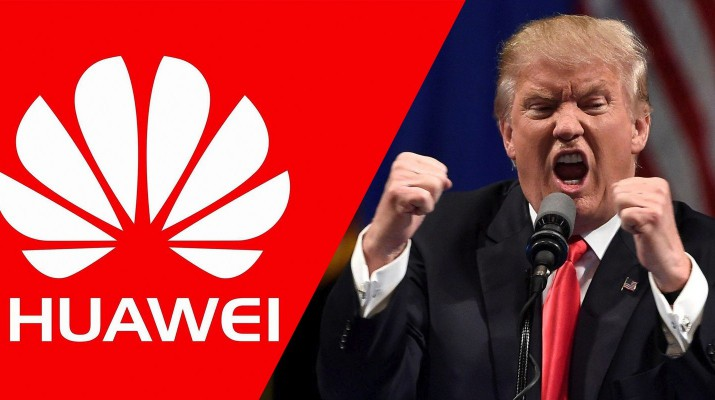 Trump-Huawei