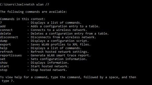 8 فرمان کاربردی مهم خط فرمان برای مدیریت شبکههای کامپیوتری در ویندوز (10)