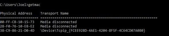 8 فرمان کاربردی مهم خط فرمان برای مدیریت شبکههای کامپیوتری در ویندوز (6)