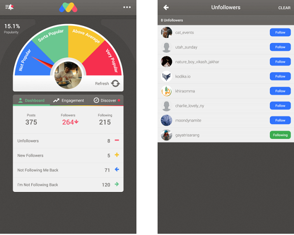 Instagram-Who-unfollowed-me-followmeter-dashboard-335x575
