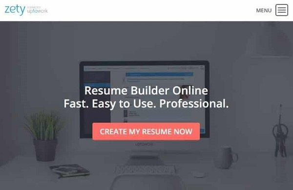 این وبسایتهای فوقالعاده بهصورت آنلاین رزومههای حرفهای بسازید 6