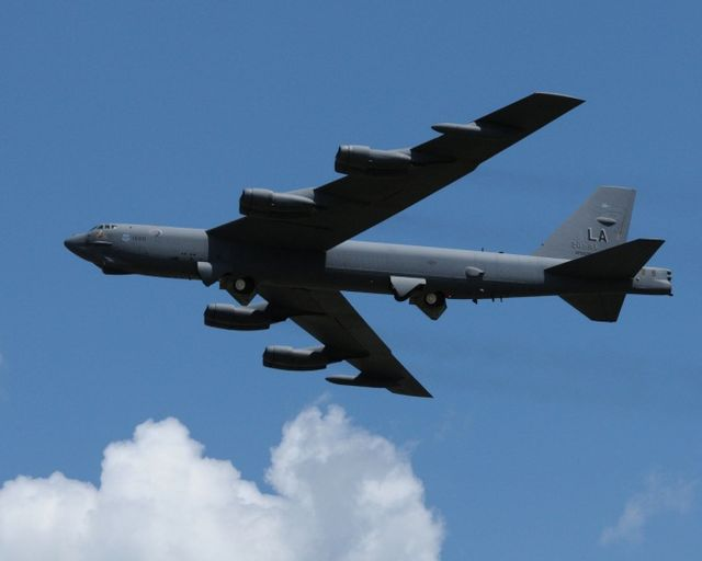 B-52H-Heavy-Strategic-Bomber