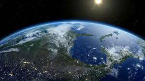 Earth-view-from-space-satellite