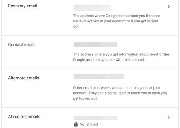 این چهار تنظیم ضروری امنیت گوگل اکانت خود را بالا ببرید (بخش اول) 3