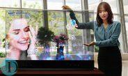 جذابیت جدید دنیای فناوری؛ با معرفی تلویزیون های شفاف و منعطف!