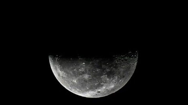 وجود آب در ماه ثابت شد