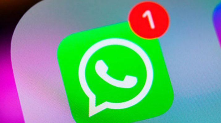 ارسال روزانه ۱۰۰ میلیارد پیام در واتساپ