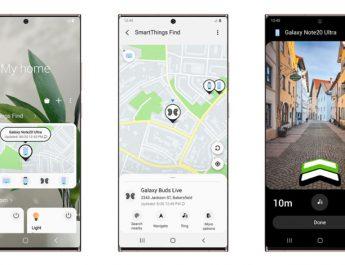 سرویس SmartThings Find سامسونگ برای مکانیابی دستگاههای گمشده معرفی شد