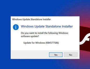 مایکروسافت توقف پشتیبانی از ادوبی فلش پلیر را شروع کرد