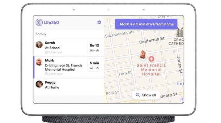 """مکان یابی والدین توسط فرزندان با """"دستیار گوگل"""""""