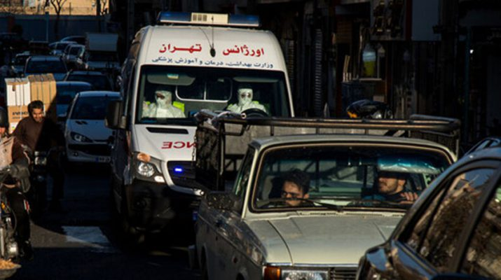 شناسایی دیجیتالیی کرونا در تهران