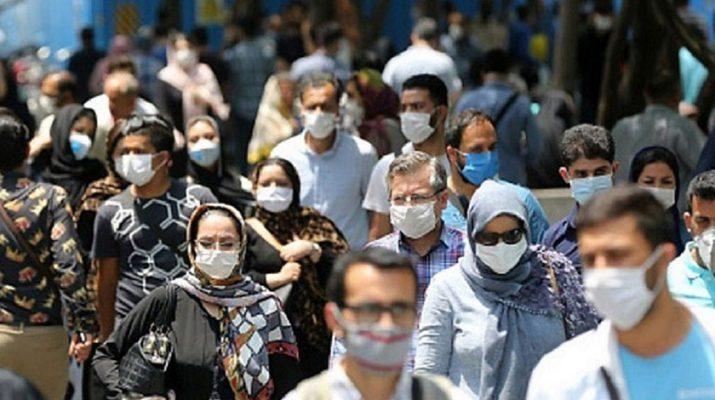 جریمه ماسک نزدن در ایران