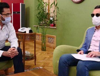 فردی نابینا بهعنوان مشاور در وزارت ارتباطات منصوب شد