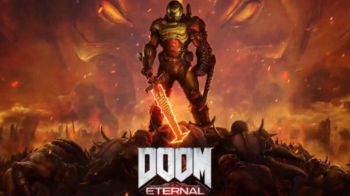 doom eternal را روي يخچال بازي کنيد