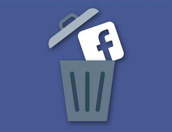 آموزش حذف دائمی و موقت حساب فیسبوک