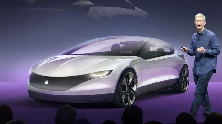 خودروی برقی شرکت اپل سال 2024 عرضه خواهد شد
