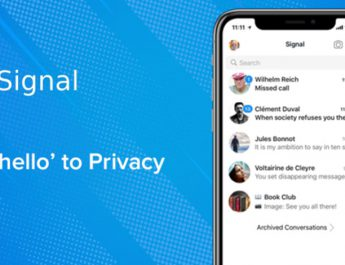 شرکت امنیتی سلبرایت مدعی هک اپلیکیشن پیامرسان سیگنال شد