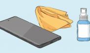 هنگام تمیز کردن گوشی به این ۵ نکته توجه کنید
