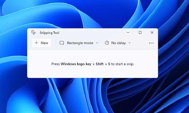 ویندوز 11 ابزار اسنیپینگ را برای اسکرینشاتها بهروزرسانی کرد