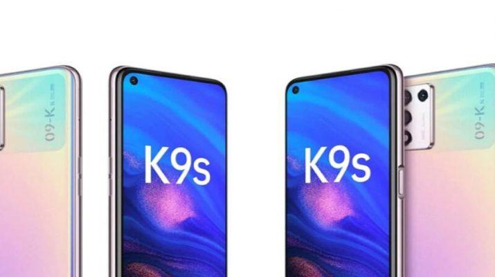 رندرهای فاش شده اوپو K9s طراحی آن را به خوبی نشان میدهد